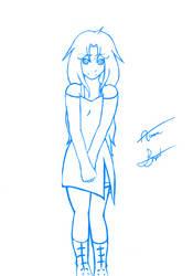 Sketch 1 by Kriiana
