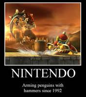 Nintendo by Friskiness