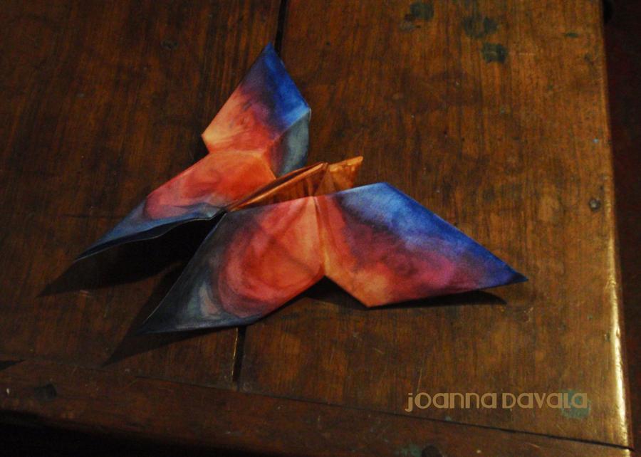 Paper Butterfly by jedi-jo
