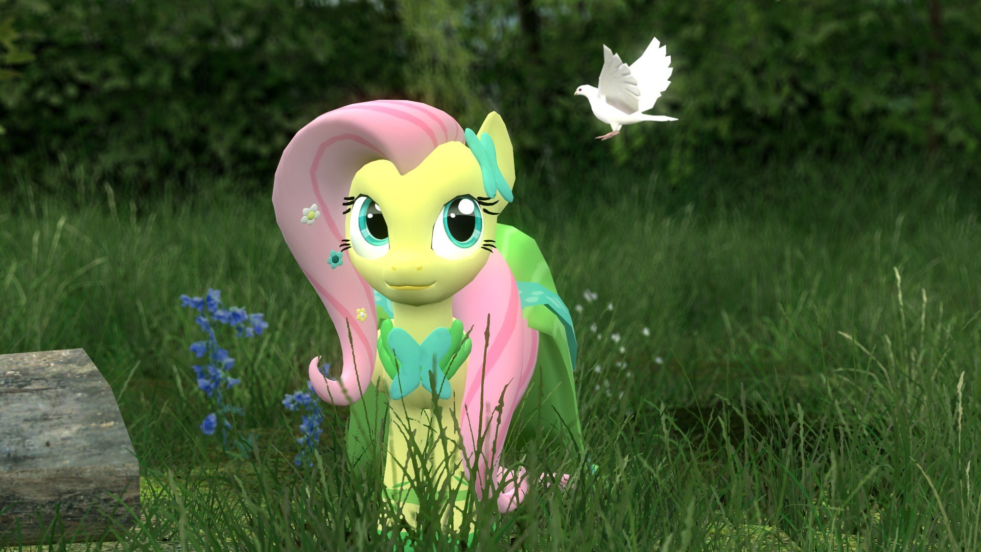 Fluttershy by PontusKay