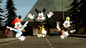 It's time for Animaniacs