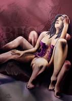 Widows Legs by phrigon