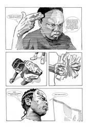 Page 76 of the Askari Hodari Tradepaperback by G-Brewer