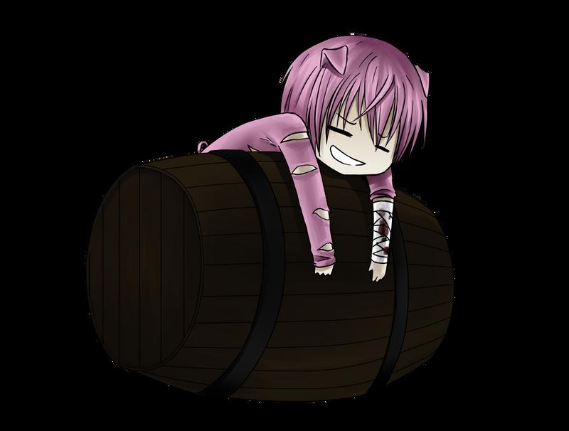 Yee, barrel roll... by StephanoTheStatue