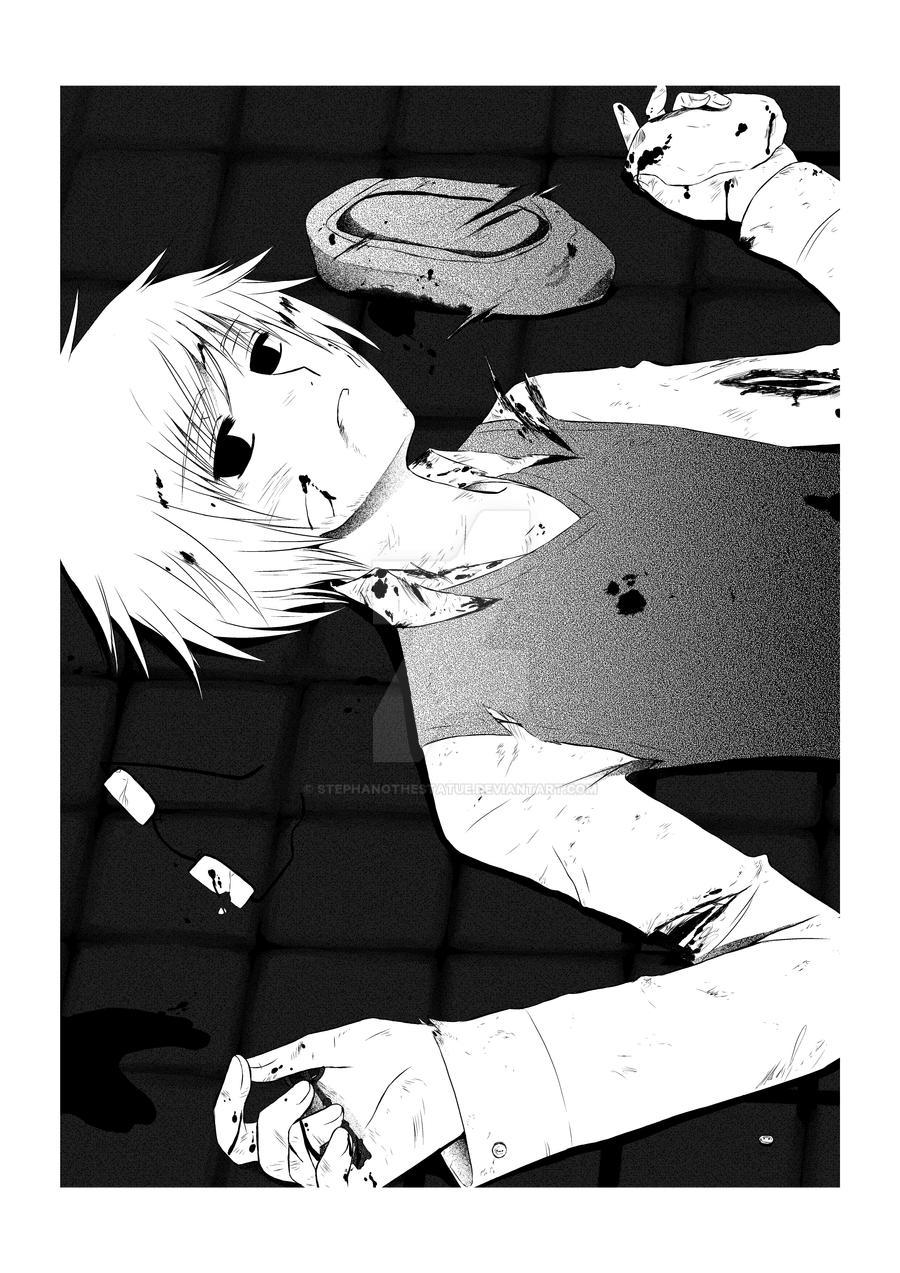 PewDiePie's Revenge - Page 02 by StephanoTheStatue