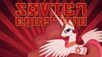 Soviet Equestria Celestia Wallpaper (1280x720)