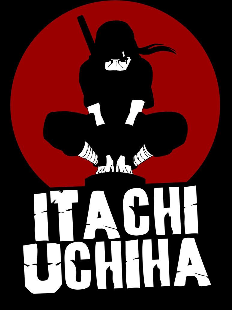 Itachi Uchiha Artwork by Grumbeerkopp