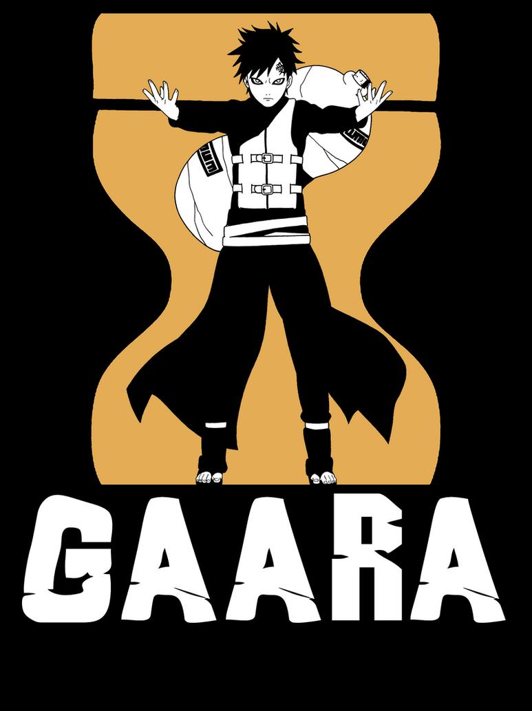 Gaara by Grumbeerkopp