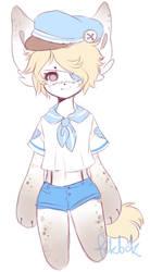 pastel sailor adopt  CLOSED by demonbae
