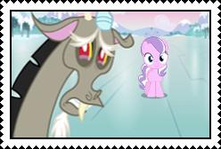 Diamond Tiara x Discord Stamp (Diacord) by TheMasterofDespair