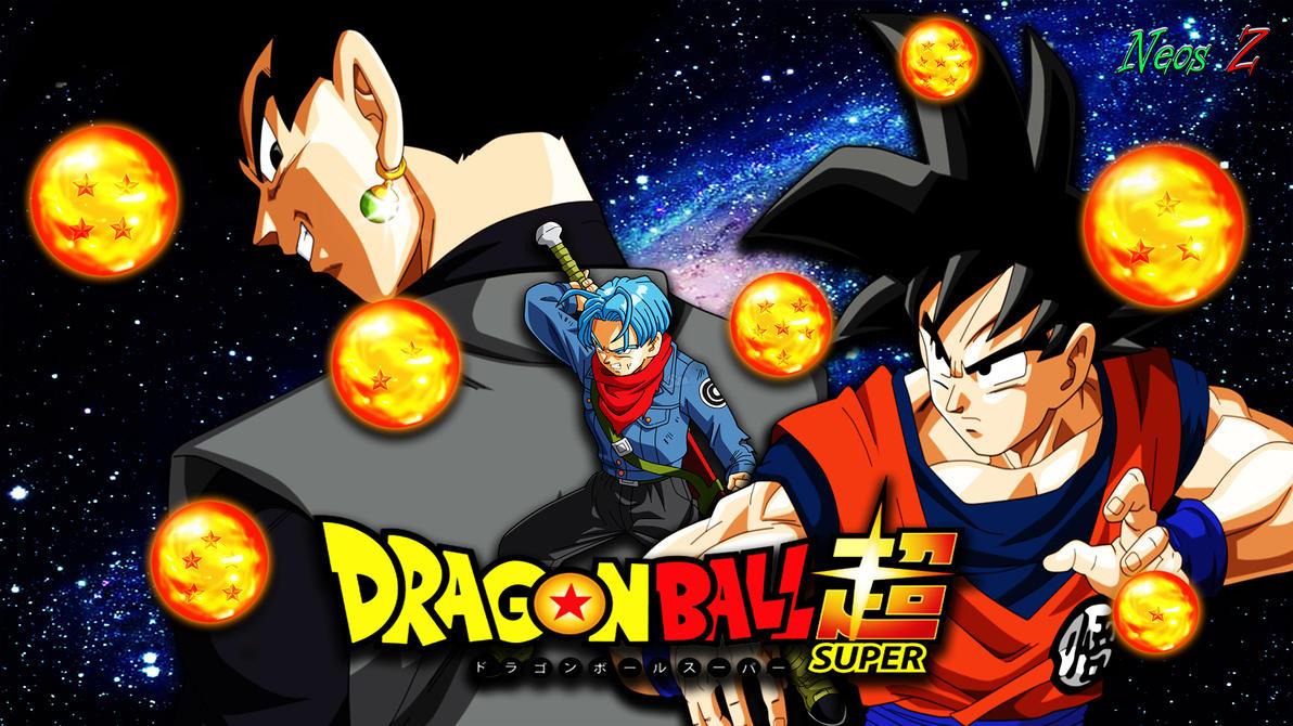 Black Goku Fondo De Pantalla And Fondo De Escritorio: Black Goku Esferas Del Dragon By NeosZ On DeviantArt