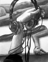 headphones by Nimbus2005