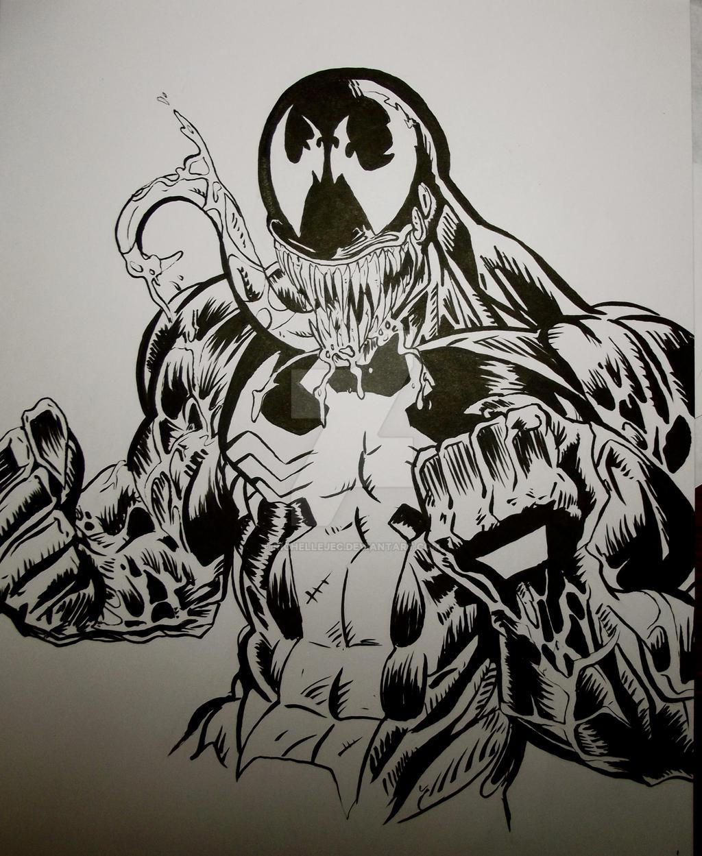 Venom by RichelleJEC