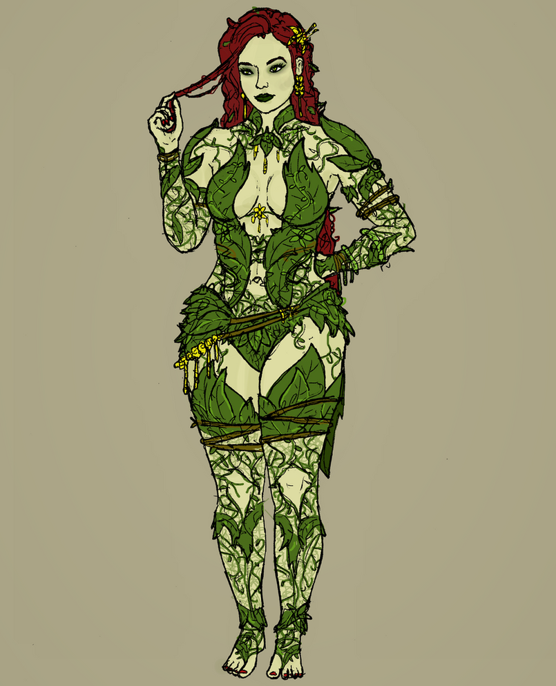 Poison Ivy Clothes Brand