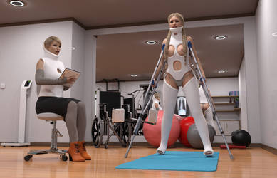 Physical Therapy by derS4tyr