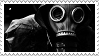 Gas mask stamp by wuddle