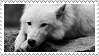 Wolf stamp 02 by wuddle