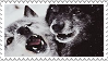 Wolf stamp 03 by wuddle