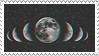 Moon stamp by wuddle