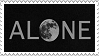 Alone stamp 02 by wuddle