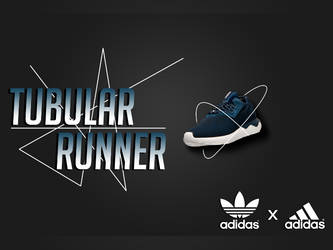 Adidas Tubular Concept Art