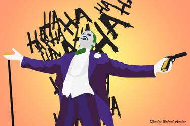 The Joker's Laugh