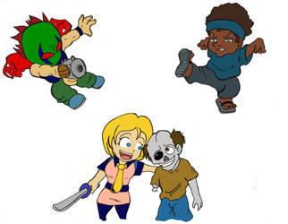 Super Zombies Destroyer