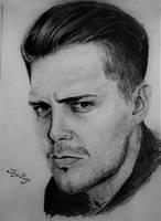 Milos Bikovic by Joze17