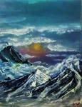 Hidden sky by Joze17