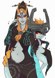 Midna by Leicarna