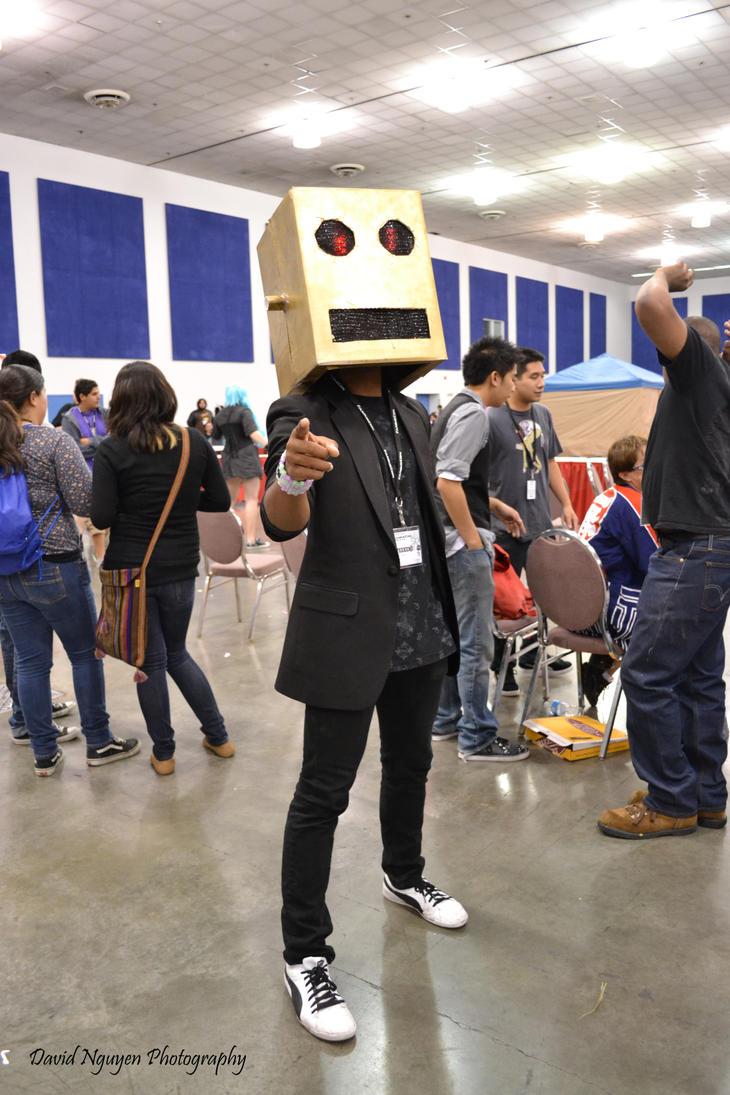 lmfao robot real face - photo #31