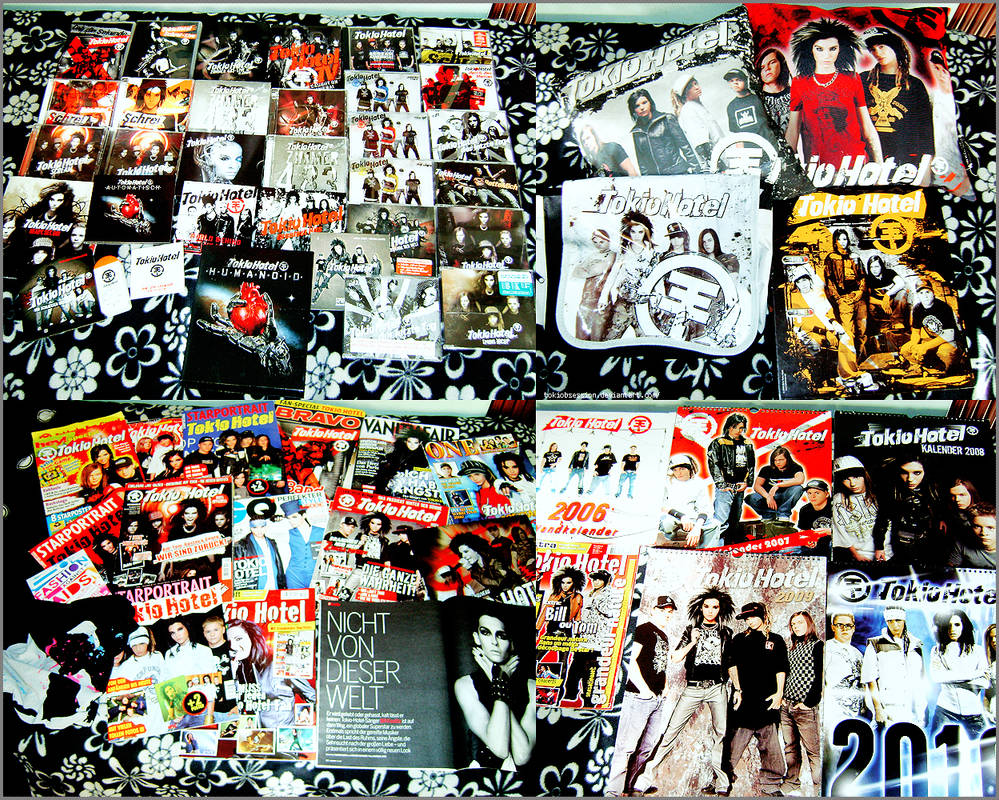 My Tokio Hotel Collection
