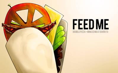 Feed Me Burrito