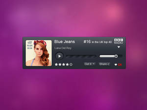 BBC Radio widget