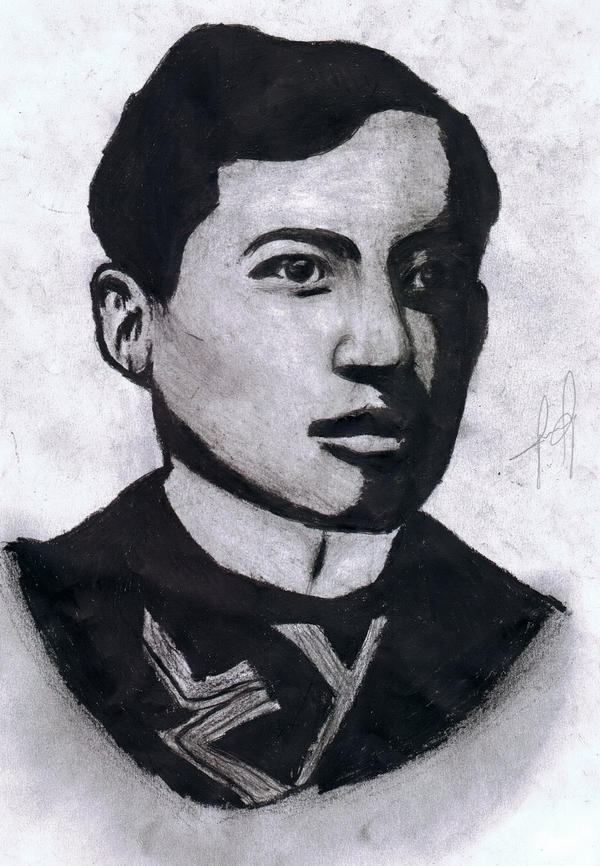 influences of jose rizal in his literary works José rizal (1861-1896) was a national hero of the philippines and the first  of  both novels, who is the product of the decadent feudal system, works only for his .