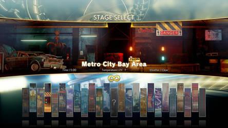 Arcade Mode Bonus Stage (replace S07 and TRN)