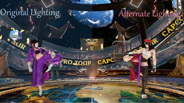 CPT 2021 Stage - Alternate Lighting