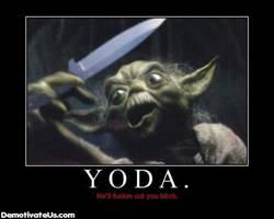 Yoda by crazyj117