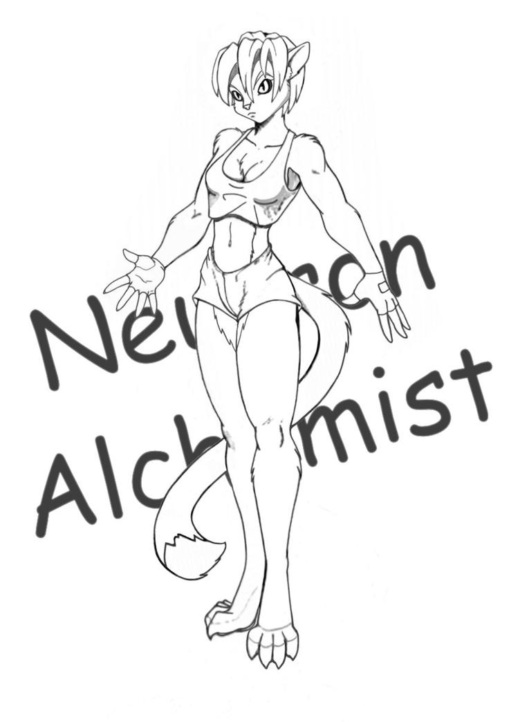 Met uncolored by NeutronAlchemist
