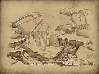 Sketch - 1 by MechetnayaNastya