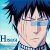 Hisagi by ilovebunny