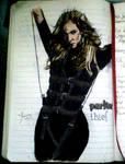 Leverage:Parker N'book Sketch