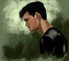 Speedpaint - Jacob Black 2 by jeminabox