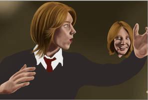 Weasley Twins WIP+1 by jeminabox