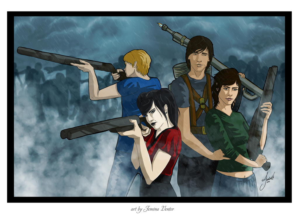 Welcome to Morganville by jeminabox