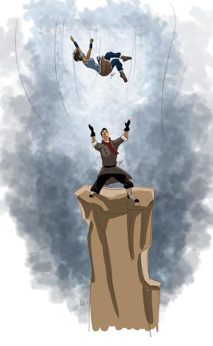 LoK: Falling by jeminabox