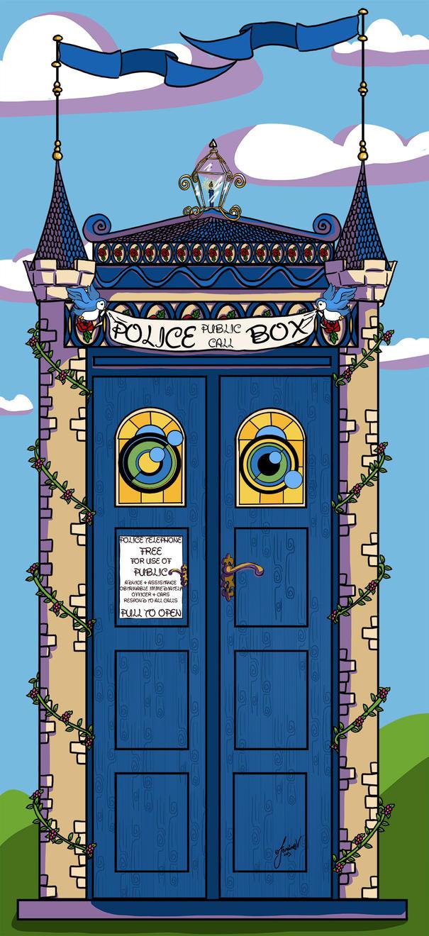 TARDIS: Fairytale Theme by jeminabox