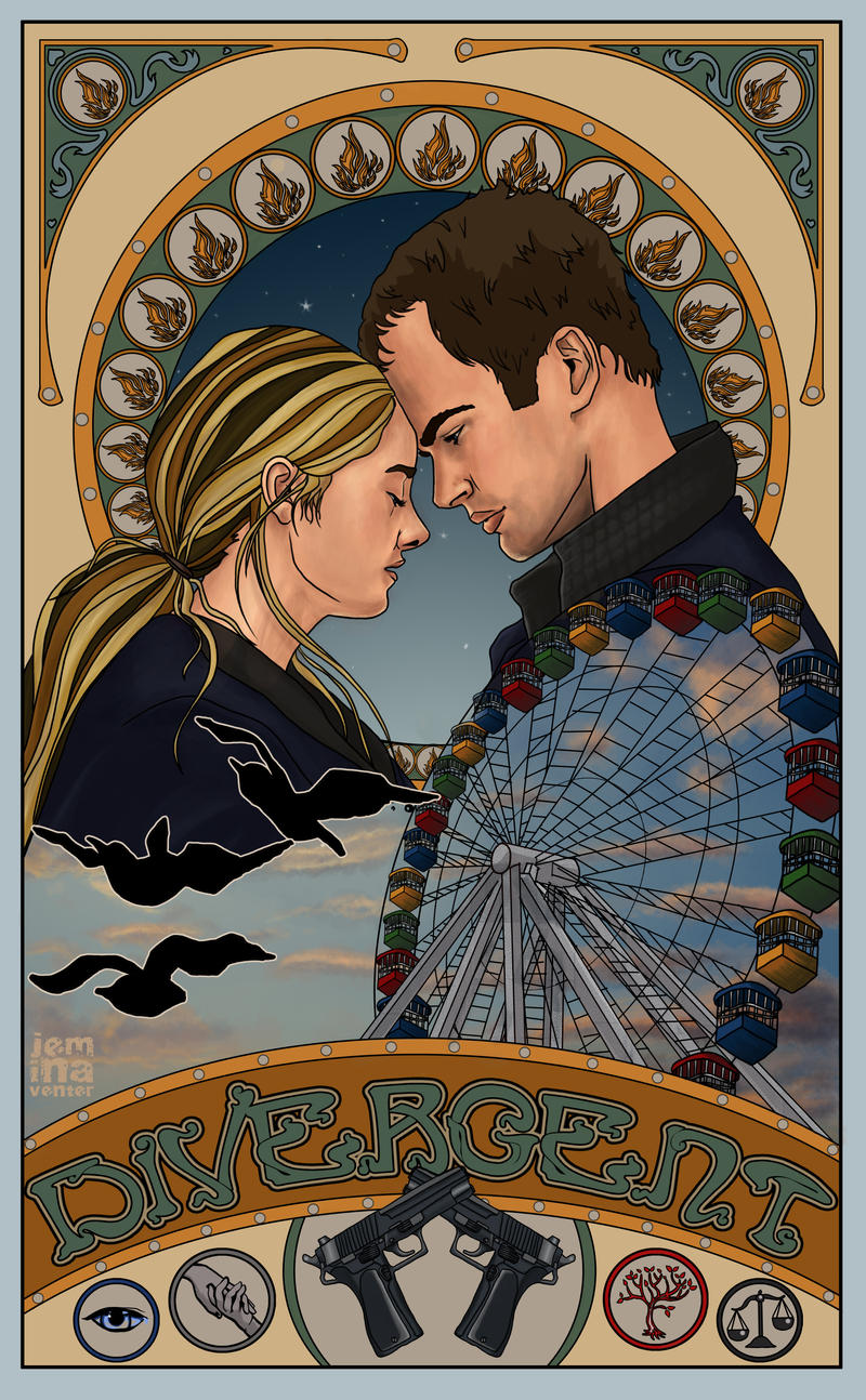 Fourtris Poster by jeminabox