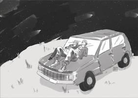 TFIOS Untold Moments: Stargazing