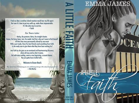Cover Reveal: A Little Faith